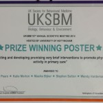 WS3 poster prize
