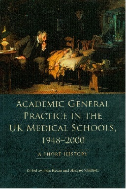 Academic General Practice UK Book Cover
