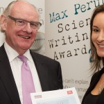 Elka Humphrys Shortlisted for the Max Perutz Science Writing Award