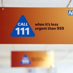 Could A and E admissions be reduced if GPs reviewed NHS 111 advice?