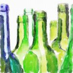 How are low and lower strength wine and beer products marketed online?