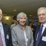 Professor David Haslam, GP and Chair of NICE, visits Cambridge medical students