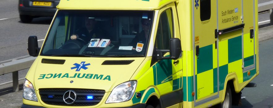 Ambulance staff describe hospital as only feasible place of care for