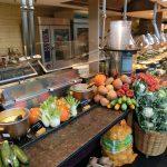 healthy cafeteria